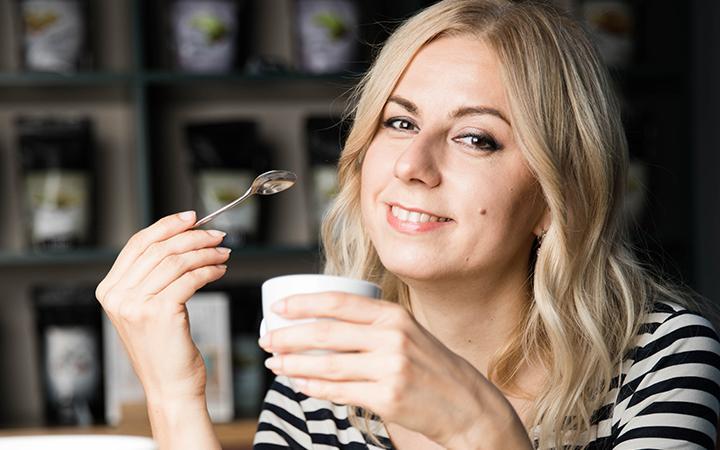 «Кофе требует бескомпромиссного подхода»: интервью с Анной Цфасман